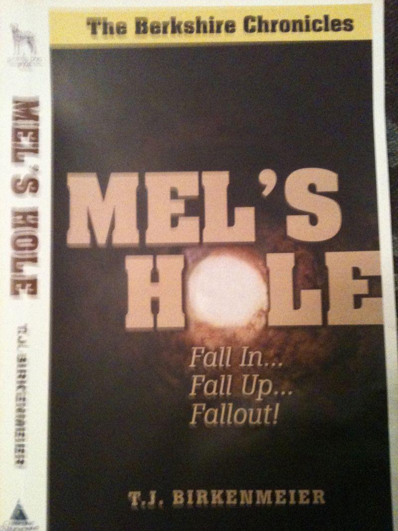 MEL'S HOLE COVER
